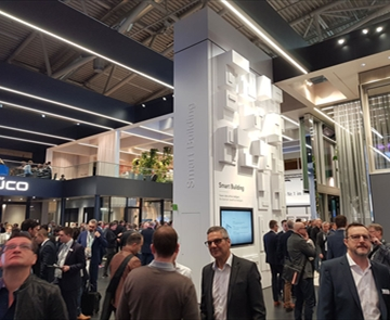 Mashriq Energy at the BAU 2019 for Building-Integrated Photovoltaics