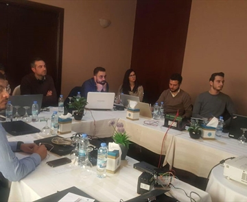 Mashriq Energy Attends Training on PV-Diesel Controllers Held by DEIF